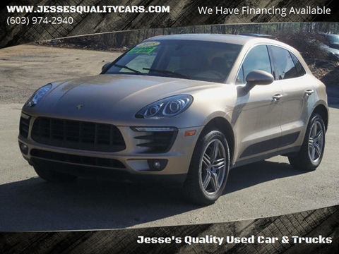 2015 Porsche Macan for sale in Plaistow, NH