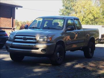 2003 Toyota Tundra for sale in Plaistow, NH
