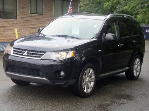 2009 Mitsubishi Outlander for sale in Plaistow, NH
