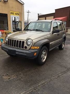 2006 Jeep Liberty for sale in Staten Island, NY