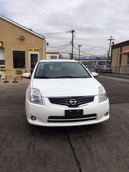 2012 Nissan Sentra 2.0 SL 4dr Sedan - Staten Island NY