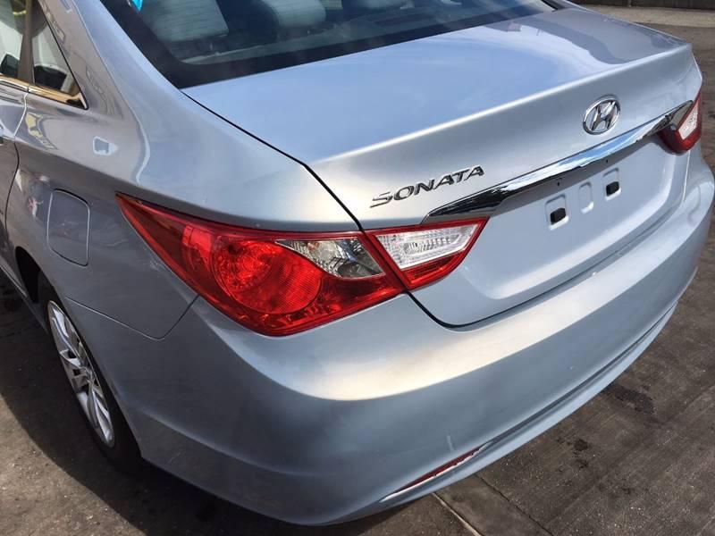 2012 Hyundai Sonata GLS 4dr Sedan - Staten Island NY
