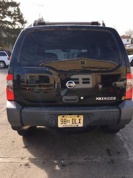 2004 Nissan Xterra XE 4WD 4dr SUV V6 - Staten Island NY