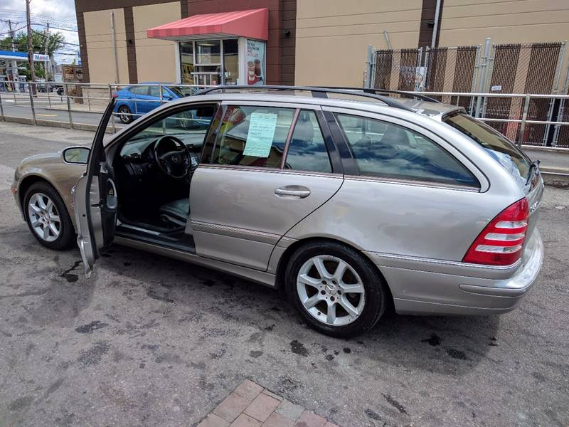 2005 Mercedes-Benz C-Class AWD C 240 4MATIC 4dr Wagon - Staten Island NY