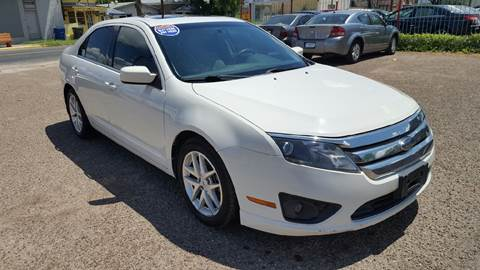 2010 Ford Fusion for sale in Laredo, TX