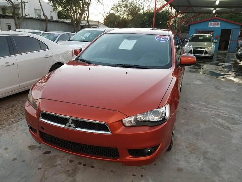 2011 Mitsubishi Lancer For Sale At CAVAZOS AUTO SALES INC In Laredo TX