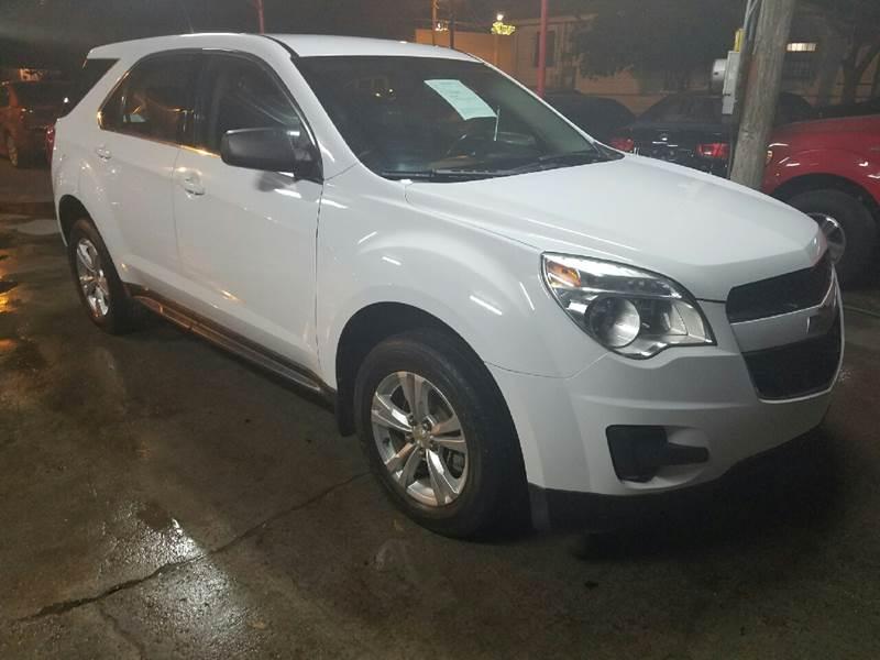 2011 Chevrolet Equinox For Sale At CAVAZOS AUTO SALES INC In Laredo TX