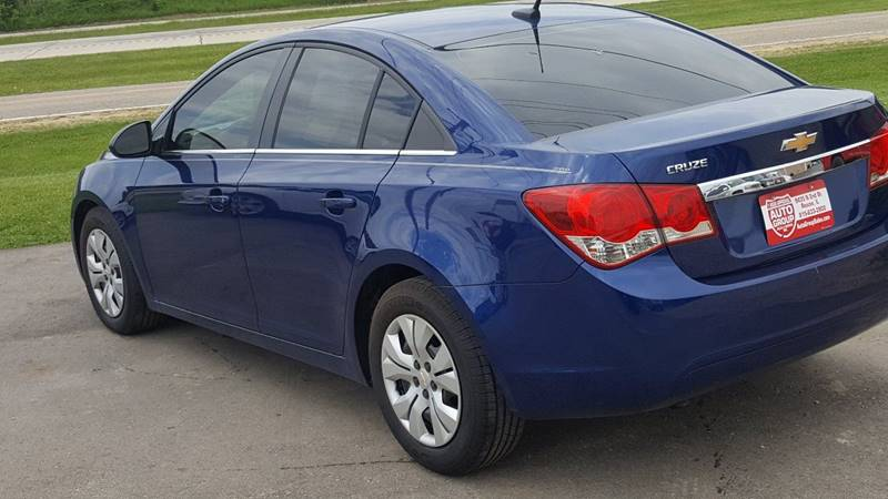 2012 Chevrolet Cruze for sale at Auto Group Sales & Service Inc in Roscoe IL