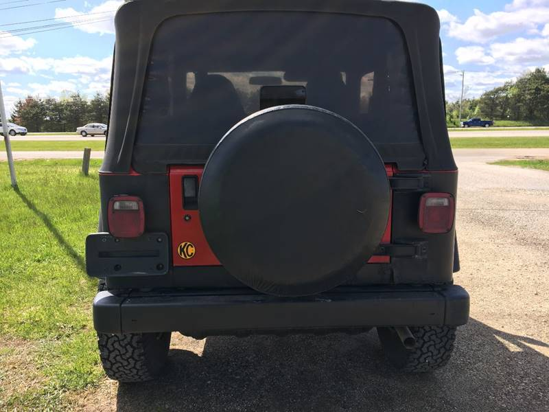 1997 Jeep Wrangler for sale at Auto Group Sales & Service Inc in Roscoe IL