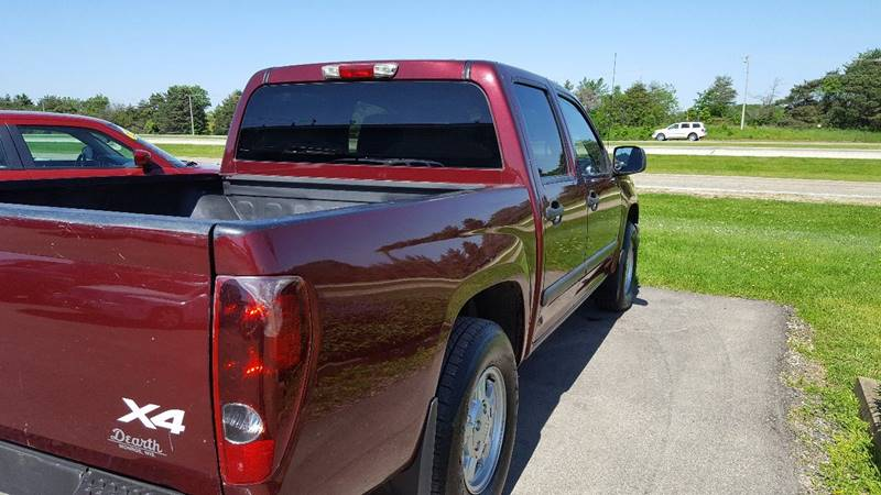 2007 Chevrolet Colorado for sale at Auto Group Sales & Service Inc in Roscoe IL