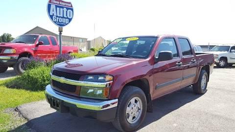 2007 Chevrolet Colorado for sale at Auto Group Sales & Service Inc in Roscoe IL