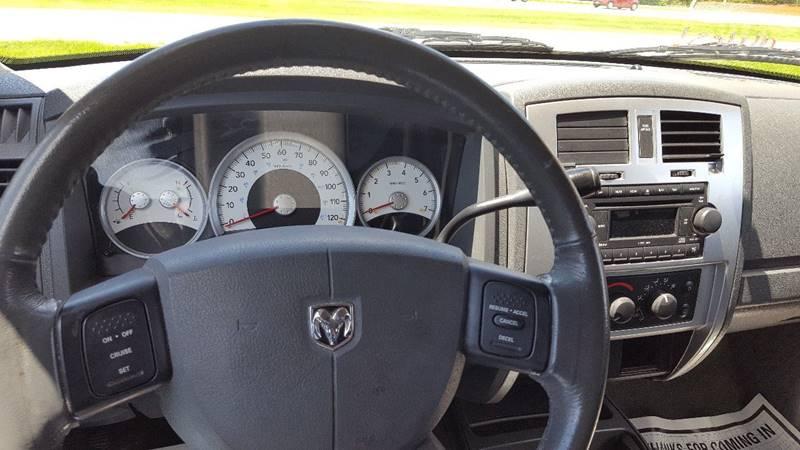 2006 Dodge Dakota for sale at Auto Group Sales & Service Inc in Roscoe IL