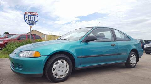 1994 Honda Civic for sale at Auto Group Sales & Service Inc in Roscoe IL