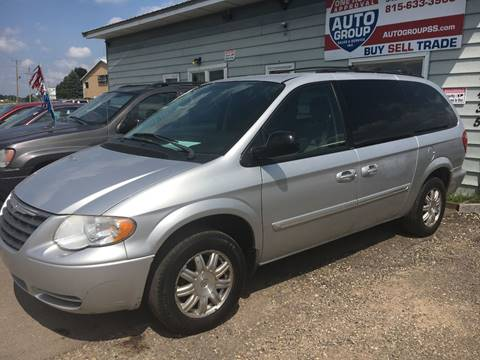 2005 Chrysler Town and Country for sale at Auto Group Sales & Service Inc in Roscoe IL