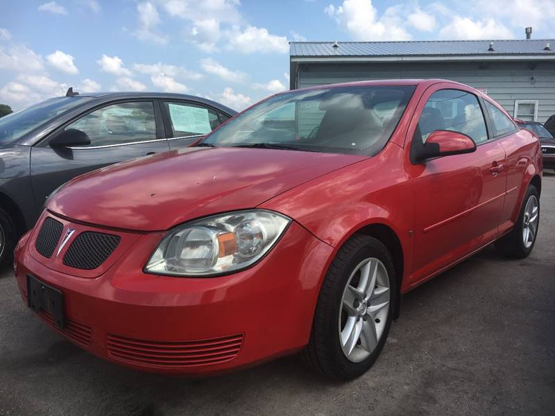 2007 Pontiac G5 for sale at Auto Group Sales & Service Inc in Roscoe IL