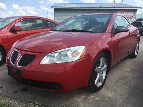 2007 Pontiac G6 for sale at Auto Group Sales & Service Inc in Roscoe IL