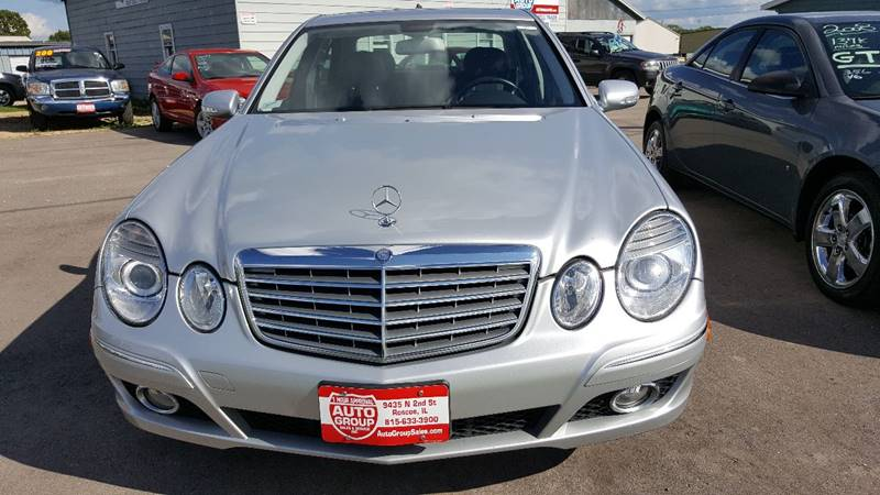 2007 Mercedes-Benz E-Class for sale at Auto Group Sales & Service Inc in Roscoe IL