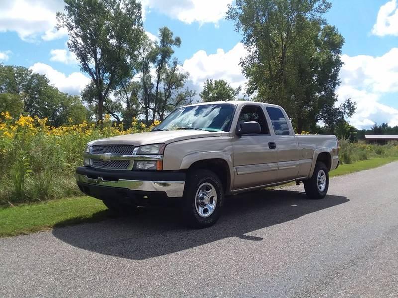 2003 Chevrolet Silverado 1500 Classic for sale at Auto Group Sales & Service Inc in Roscoe IL