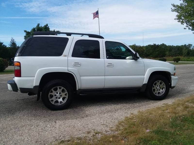 2002 Chevrolet Tahoe for sale at Auto Group Sales & Service Inc in Roscoe IL