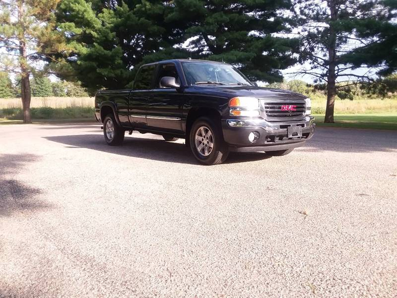 2005 GMC Sierra 1500 for sale at Auto Group Sales & Service Inc in Roscoe IL
