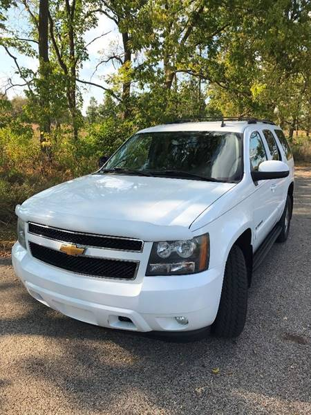 2007 Chevrolet Tahoe for sale at Auto Group Sales & Service Inc in Roscoe IL