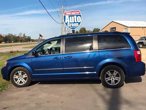 2010 Dodge Grand Caravan for sale at Auto Group Sales & Service Inc in Roscoe IL