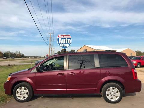 2009 Dodge Grand Caravan for sale at Auto Group Sales & Service Inc in Roscoe IL