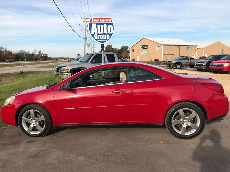 2006 Pontiac G6 for sale at Auto Group Sales & Service Inc in Roscoe IL
