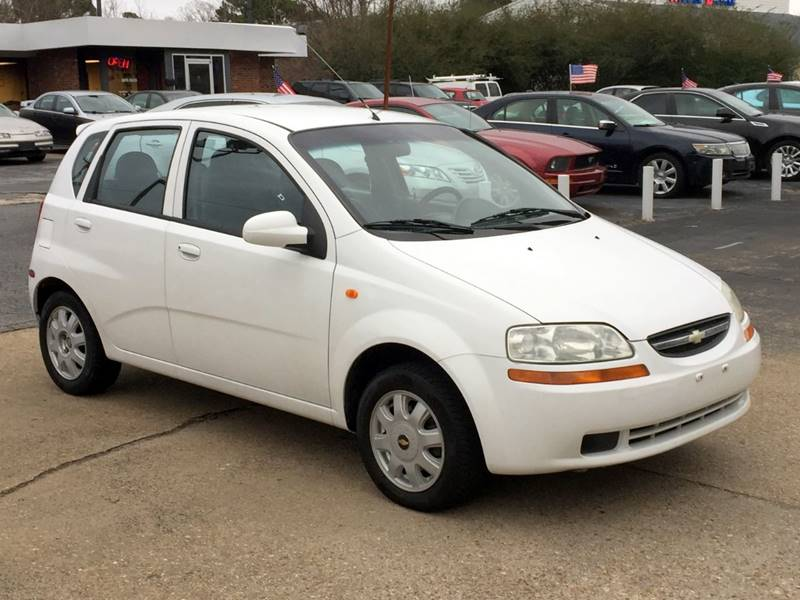 2004 Chevrolet Aveo Ls 4dr Hatchback In Norfolk Va Motor