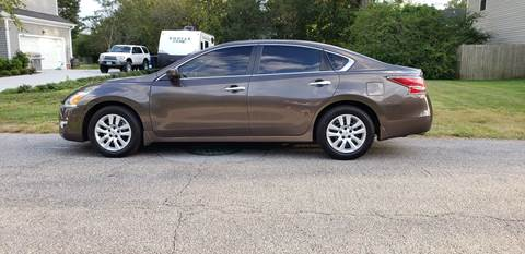 2014 Nissan Altima for sale in Norfolk, VA