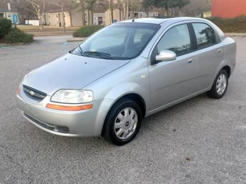 2005 Chevrolet Aveo for sale in Norfolk, VA