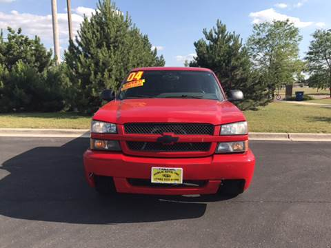 2004 Chevrolet Silverado 1500 for sale in Cicero, IL