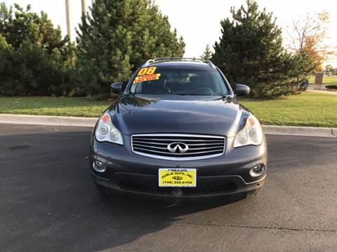 2008 Infiniti EX35 for sale in Cicero, IL