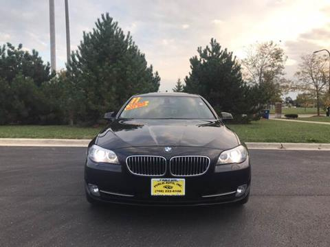 2011 BMW 5 Series for sale in Cicero, IL