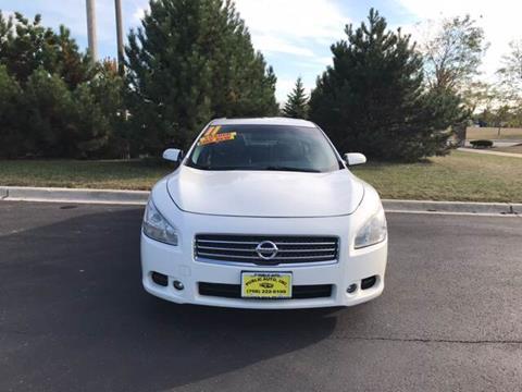 2011 Nissan Maxima for sale in Cicero, IL