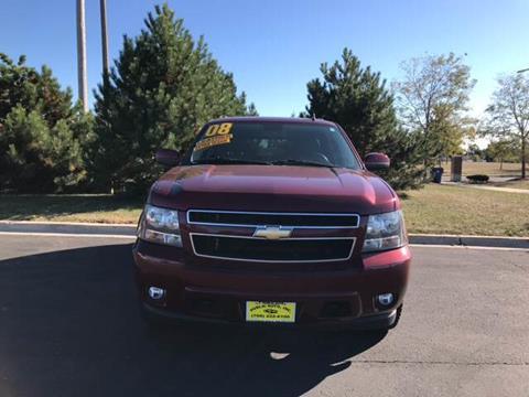 2008 Chevrolet Tahoe for sale in Cicero, IL