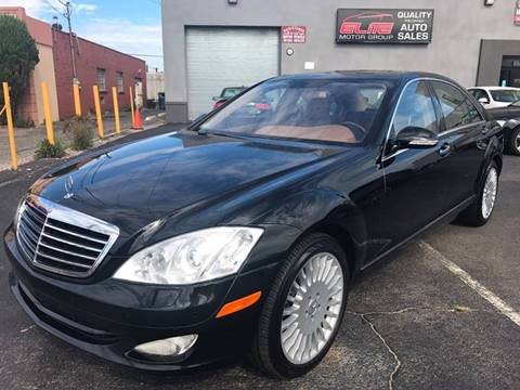 2007 Mercedes-Benz S-Class for sale in Farmingdale, NY