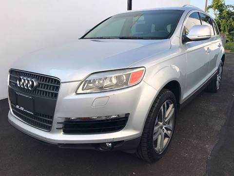 2008 Audi Q7 for sale in Farmingdale, NY