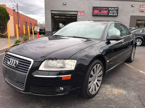 2007 Audi A8 L for sale in Farmingdale, NY