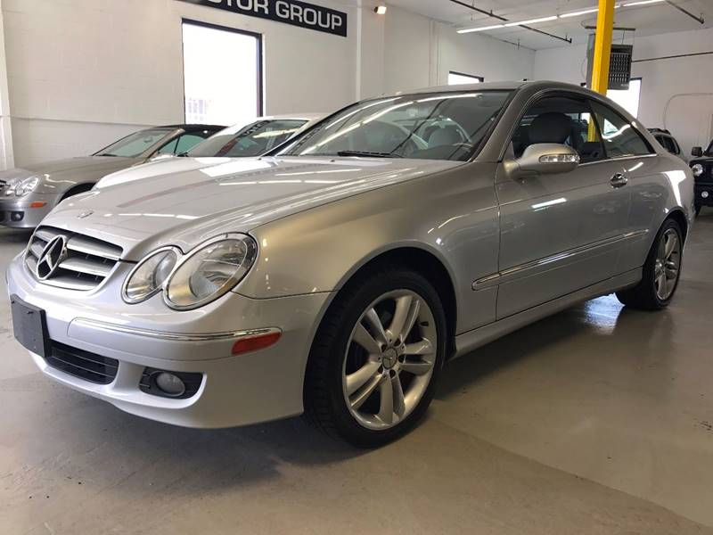 2007 Mercedes-Benz CLK for sale at Elite Motor Group in Farmingdale NY