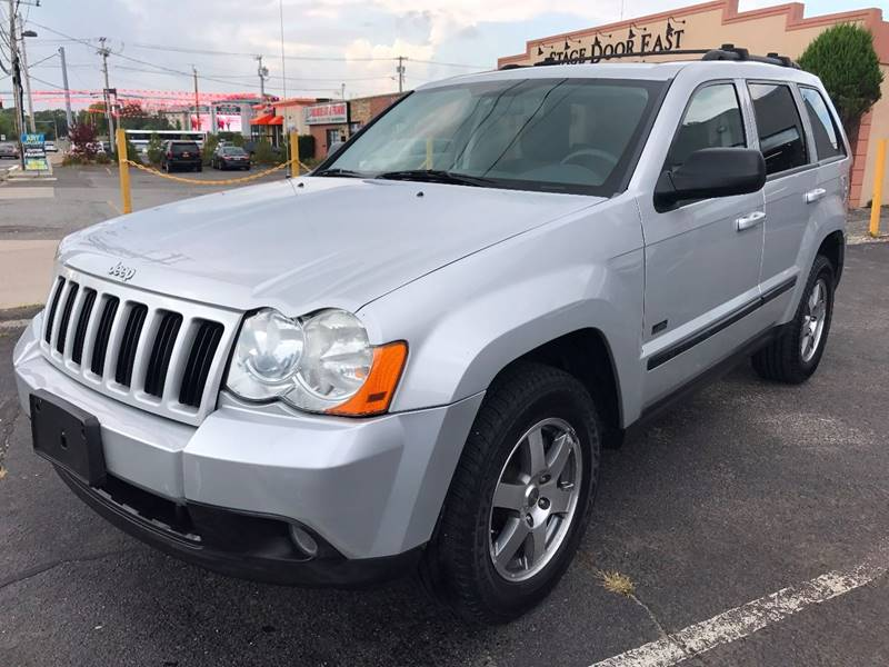 2008 Jeep Grand Cherokee for sale at Elite Motor Group in Farmingdale NY