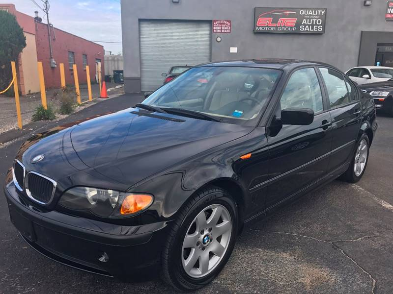 2005 BMW 3 Series for sale at Elite Motor Group in Farmingdale NY