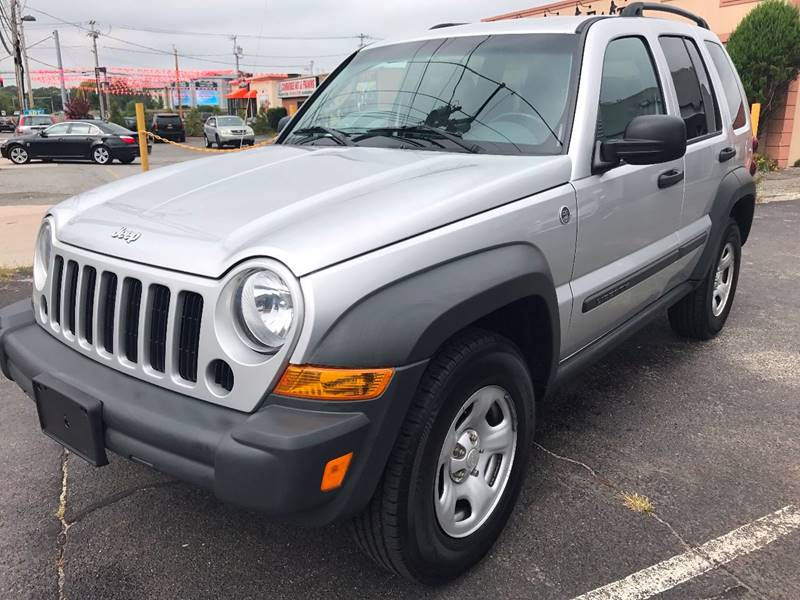 2006 Jeep Liberty for sale at Elite Motor Group in Farmingdale NY