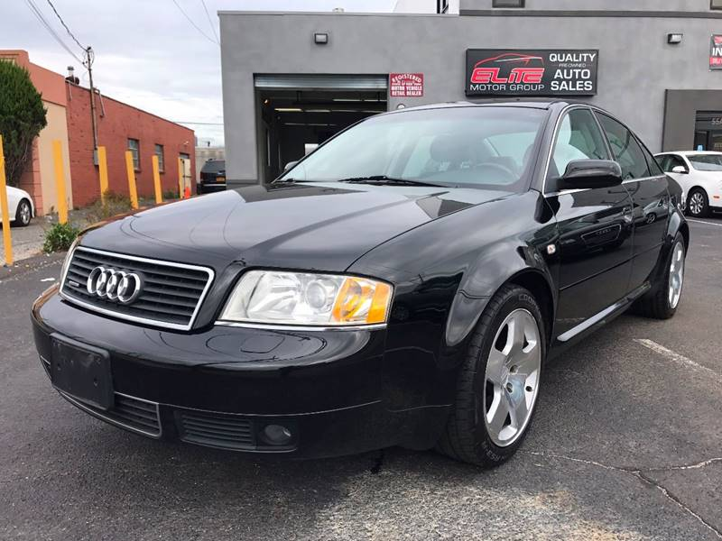 2004 Audi A6 for sale at Elite Motor Group in Farmingdale NY