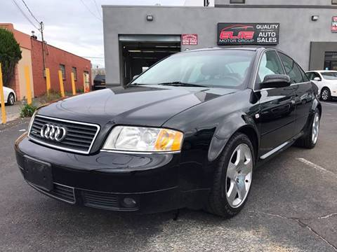 2004 Audi A6 for sale in Farmingdale, NY