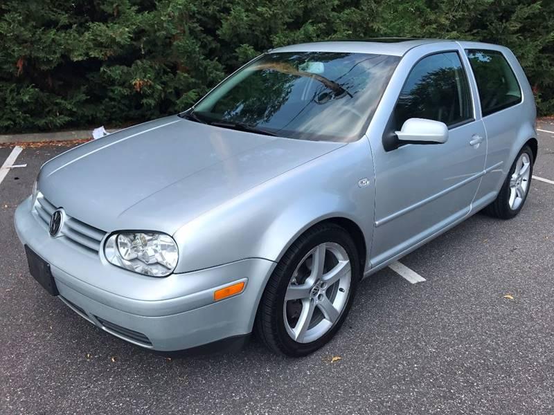 2001 Volkswagen GTI for sale at Elite Motor Group in Farmingdale NY