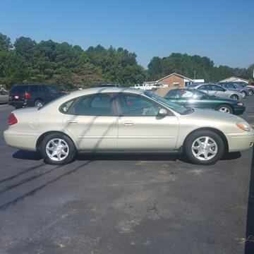 2007 Ford Taurus for sale in Jemison, AL