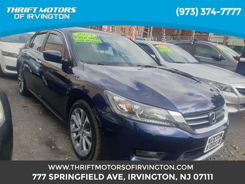 2014 Honda Accord for sale in Irvington, NJ