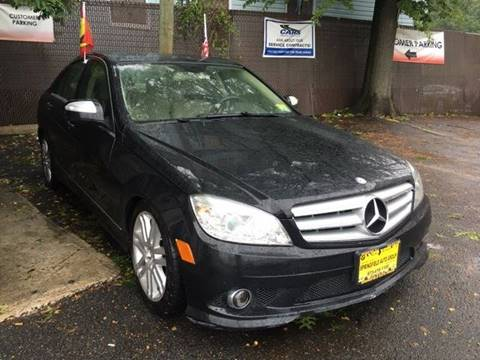 2009 Mercedes-Benz C-Class for sale in Irvington, NJ