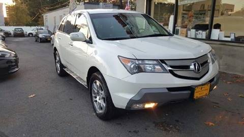 2009 Acura MDX for sale in Irvington, NJ